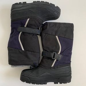 LL Bean NorthWoods Snow Boots Removable Liner 4
